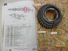 INGRANAGGIO CONDOTTO 2° VEL. Z 37 FIAT 645 N-N1 650 N-N1 FIAT 4523804 CEI 145087