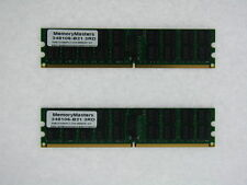 348106-B21 8GB (2x4GB) PC2-3200 Memory Kit HP ProLiant BL20p G3, DL580 G3