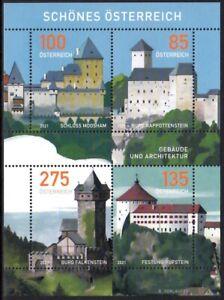 AUSTRIA 2021 ARCHITECTURE CASTLES PALACES ARCHITEKTUR [#2110]