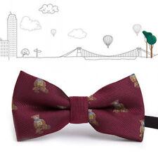 10Pcs Ties Fashion Ties Bow Ties Neck Ties Polyester Ties for Children Boys Kids