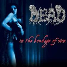 DEAD - In The Bondage Of Vice - CD - DEATH METAL