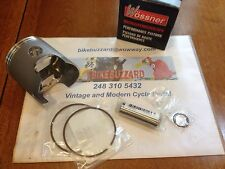 KTM300 KTM 300 GS MX MXC Wossner Piston Kit 1991 - 94 NEW!