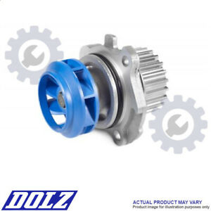 NEW WATER PUMP FOR OPEL VAUXHALL ADAM M13 B 10 XFL F B 10 XFT DOLZ