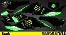 Kit Déco Quad / Atv Decal Kit Suzuki LTZ 400 - Monster