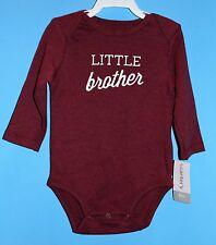 146a6d8c51b H311 NWT Carter s baby Boy 6 months Long Sleeve Bodysuit