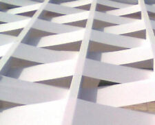 Tessuto telo a onda per pergole da esterno telo sdraio H.60 cm. vendita al metro