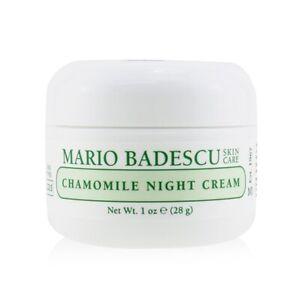 NEW Mario Badescu Chamomile Night Cream - For Combination/ Dry/ Sensitive Skin