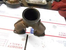 Skidoo Type 467 motor parts: EXHAUST y-PIPE
