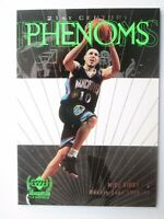 Mike Bibby 1999-00 Upper Deck Century Legends Card #56 Grizzlies Free S&H
