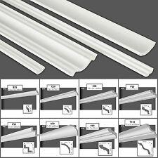 4 Meter Styroporleisten Zierprofile Stuckprofile Vielfalt der Muster und Maße 0A