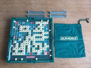 Travel Scrabble Spare Tiles Game Parts Clip In Letter Tiles Choose Pieces 52347