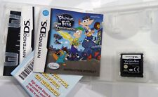 Phineas and Ferb: Across the 2nd Dimension (Nintendo DS, 2011) Disney
