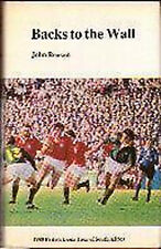 """""""BACKS TO THE WALL"""" LIONS TOUR 1980 RUGBY BOOK"""
