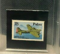 1976 Palau Fifty Cent Stamp GMA Gem MT 10
