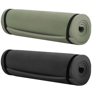 Highlander NATO Roll Mat Single EVA Foam 4 Season Army Sleeping Bag Mattress Pad