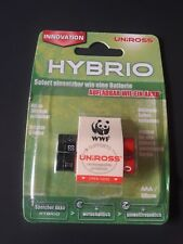 piles rechargeables HYBRIO R3 AAA 800mAh 1.2v
