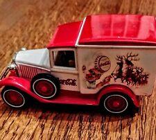 Mattel Matchbox. Coke Christmas Truck 1999