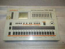 80's ROLAND TR 707 DRUM MACHINE