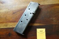 Colt 1911 Magazine WWI Issue Made by Colt Two Tone Good Capacity 7