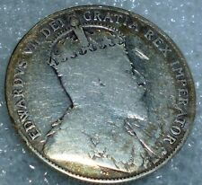 Canada 1904 50 Cents.ONLY 60,000 Minted . KM# 12