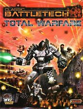 Battletech-The Future of était-Total Warfare-Rulebook - (HC) - ENGL. - NEUF-NEW