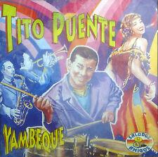 CD TITO PUENTE - yambeque, nuovo - nuovo - sigillato