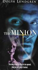 The Minion (VHS) Dolph Lundgren, Francoise Robertson HORROR!