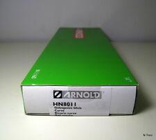 Arnold N HN8011 - Confezione con 10 binari curvi da 30°, raggio R4=430 mm.