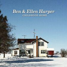 BEN & ELLEN HARPER - CHILDHOOD HOME  CD NEUF