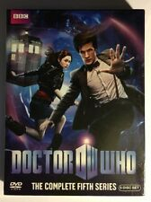DOCTOR WHO: Complete Fifth Series - NEW SEALED DVDS!!