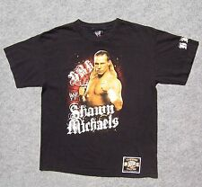 AUTHENTIQUE T-Shirt USA, Shawn MICKAELS Champion Catch, Taille M --- (TSUS_005)