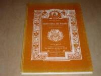 Ch. YRIARTE / HISTOIRE DE PARIS 1882 / Reprint