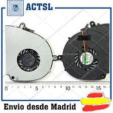 Ventilador Cpu Portátil Packard Bell Easynote Ts11-hr-100uk Envío Día Siguiente