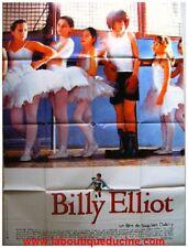 BILLY ELLIOT Affiche Cinéma 160x120 Movie Poster DANSE