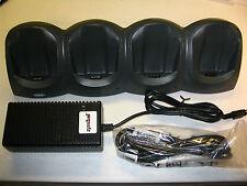 SYMBOL CRD1700-4000S 4-SLOT SERIAL CRADLE COMPLETE KIT SPT1700 SPT1800 SPT1846