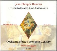 (Nais & Zoroastre (Orchestersuiten)) von Orchestra of the Eighteenth Century,Brüggen,Orch.Of The 18.Cent. (2001)