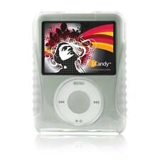 iCandy Case for 3rd Gen iPod nano CLEAR Silicone/Acrylc