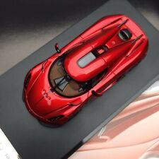 New 1/64 Frontiart Koenigsegg Regera Resin Car Model Metallic Red