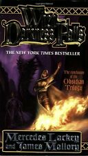 When Darkness Falls (The Obsidian Trilogy, Book 3) by Mercedes Lackey, James Mal