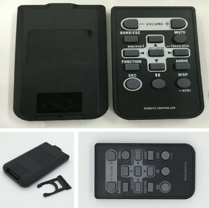 Auto Car MP3 Audio Remote Control Replacement ABS Plastic 433 MHz For Pioneer