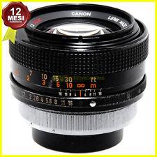 Canon FD 55mm f1,2 SSC Obiettivo per fotocamere reflex luminosissimo! 55/1,2