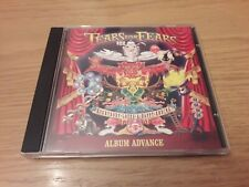 Tears for Fears Album Advance Everybody loves a Happy Ending UMe Promo