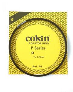 Cokin Adapterring, P Series, 49, 52, 55, 58, 62, 67, 72, 77, 82mm, Ring Adaptor