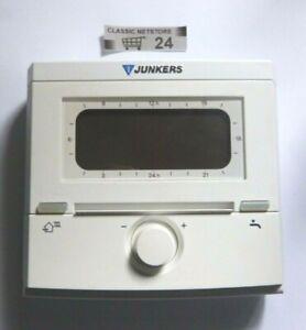 Junkers FR 110 - Digitaler Regler / Raumthermostat / Raumtemperaturregler