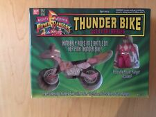 Thunder Bike with Pink Ranger Mighty Morphin Power Rangers Kimberly Bandai 1994