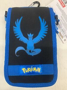 Pokemon Soft Pouch Case for New Nintendo 3DS XL, 3DS XL, 3DS,DSi,DSi XL