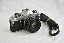 Pentax MX Film Camera f1.7 Lens Used Condition, Fully Functional, Tested.