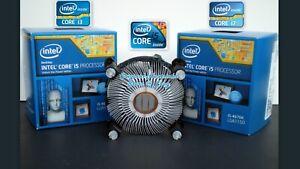 Intel Desktop PC Heatsink Fan for Core i7 i5 i3 CPU's with Socket LGA1155 1156