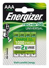 2x HR03 Energizer Akku Universal AAA LR03 MN2400 Micro 1,5V Ministilo R3