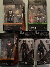 Star Wars Black Series Mandalorian Boba Fett Armorer And Death Troopers L?K